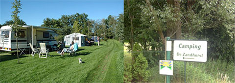 Campings in Walterswald